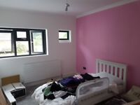 McM painting. Local painter and decorator