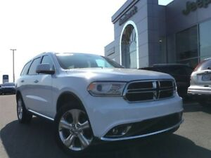 2015 Dodge Durango LIMITED AWD DVD, NAV, 7 Seats
