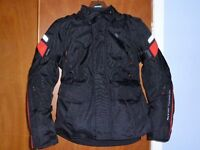 Ladies 'Revit'Motorcycle Jacket and Trousers - Good as New