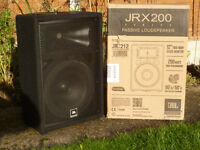 JBL JRX212M Wedge Monitor