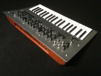 Korg Minilogue Polyphonic Analogue Synthesizer & Custom Flight Case