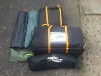 4 Person Tent Vango Sungari 400 DLX