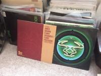Various dj records/vinyl. Hip hop, trip hop, drum and bass