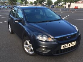 2009 Ford Focus 1.6 Zetec. Good condition. Full Service History. MOT'd until 2019.