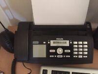 Phillips Magic 10 fax machine good condition