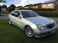 Mercedes-Benz EClass 320Cdi Sport!!!!(for sale or swap)
