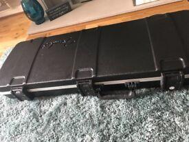 Fender TSA Hard case. Hardshell for Telecaster Stratocaster left or right handed