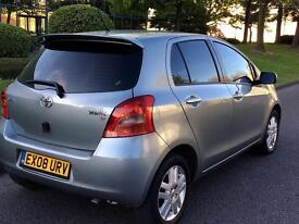 Toyota Yaris Diesel 1.4 D4D SR Newshape Stop/Start, £20 Tax/Year, 60+ MPG, Like VW Polo