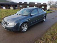 Audi a4 2002 98k