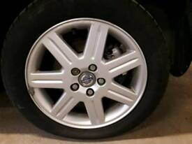 """VOLVO S40 ALLOYS AND TYRES 16"""""""