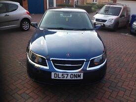 2008 Saab 95 1.9tid New Mot Credit/Debit Cards Accepted
