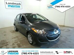 2014 Mazda Mazda2 GX SPORT / SALE PRICED-12,995.00