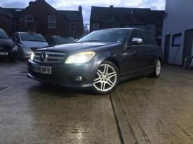 Mercedes C220 CDI AMG FSH