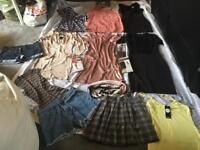 Brand new bundle ladies Summer clothes Size 8-10 new 15 items £25
