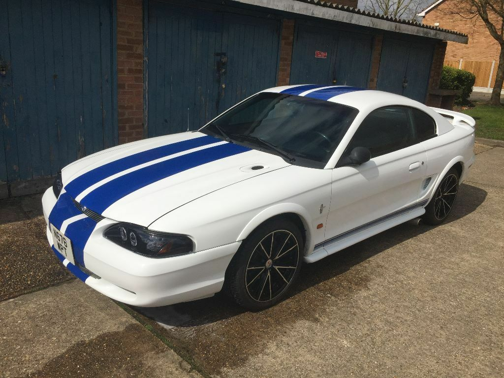 Ford mustang 1995 3 8 v6 amazing condition offers