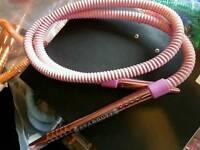 Hose pipes for shisha