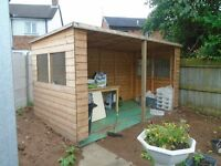 garden shed (summer house) for sale