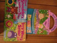 Musical kids books