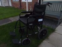 Soma Sparrow Transit Wheelchair ~ Ultra Lightweight
