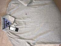 Tommy Hilfiger Slim Fit Long Sleeve Polo