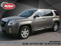 2011 GMC Terrain SLE AWD - Fog Lamps, Touch Screen, Bluetooth