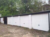 2 x Lock-up Garages for PARKING / STORAGE 24/7 Access Off-Street