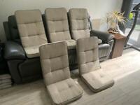 Garden chair cushions garden furniture cushions Royal craft recliner chair cushions