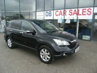 DIESEL !!! 2008 08 HONDA CR-V 2.2 I-CTDI ES 5D 139 BHP **** GUARANTEED FINANCE **** PART EX WEL