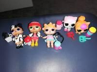 Lol surprise dolls & pets