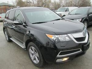 2013 Acura MDX ONE OWNER**CERTIFIED & 3 YEARS WARRANTY INCLUDED
