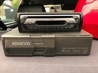 Kenwood CD changer