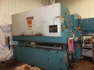 (USED) ALLSTEEL 70T X 10' / PRESS BRAKE