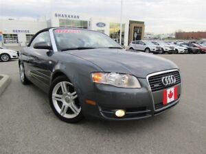 2007 Audi A4 2.0T (A6) | LEATHER | |