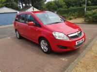 2010 Vauxhall Zafira 1.6 i Energy 5dr Manual @07445775115