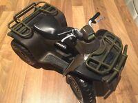 HM Forces Quad Bike toy