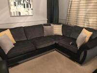 DFS Corner Sofa & Chair