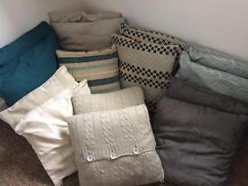 Loads of cushions (make offers please)