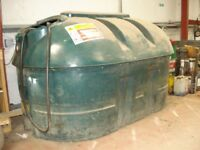 2500L BUNDED FUEL TANK WITH PUMP