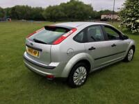 Ford Focus 1.6 - 2006 - petrol- low miles- motd-
