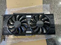 EVGA Geforce GTX 1050 Ti GPU