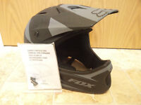Fox Rampage MTB Downhill Full Face Helmet