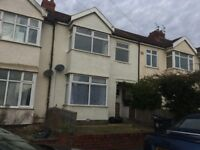 3 / 4 bed refurbished house in Horfield, Bristol