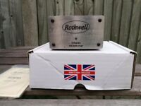 Rothwell simplex mm phono stage. Excellent boxed