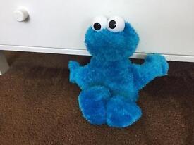 Singing Cookie Monster