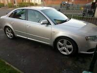 Audi a4 sline 170 2liter