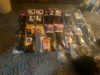Job lot of Synthetic unused hair exstentions