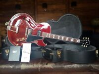 Beautiful sounding and looking 2010 Cherry Red Gibson ES175.