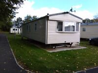 Caravan to rent on Dawlish Sands Holiday Park