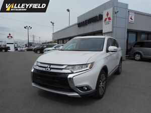 2016 Mitsubishi Outlander GT S-AWC - CUIR - TOIT - 7 PASSAGERS
