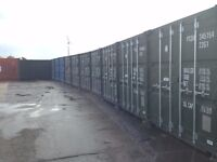LOW COST STORAGE, secure and 24-HOUR, in new shipping containers, Fabian Way Swansea